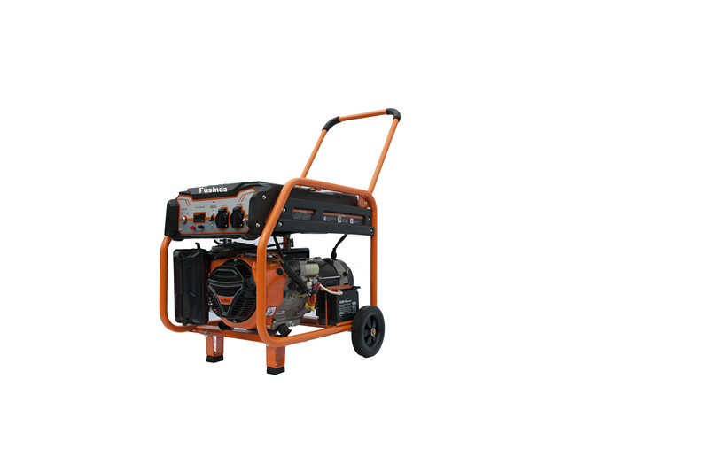 5kw Ce Electric/Recoil Start Gasoline Generator for Home Use