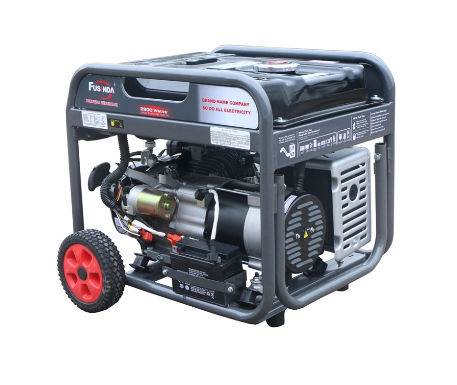 3000W Small Portable Household Generator/ Gasoline Generator  FD3600E