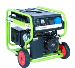 5kw Gasoline Generator with 100%Copper Alternator (FC6500E)