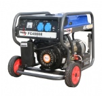 3kVA Gasoline Generator Petrol with 100% Copper Winding Alternator