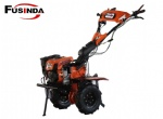7HP Mini Tiller Cultivator / Power Tiller with Engine Cover and Light(FG1050B)